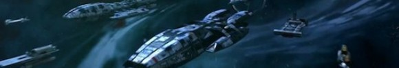 Battlestar Galactica screenshot