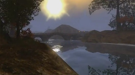 Darkfall - 2.0 test and water effects