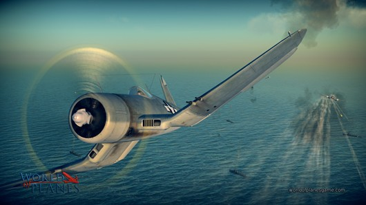 World of Planes - The Corsair is the most beautiful machine ever made, ever, ever