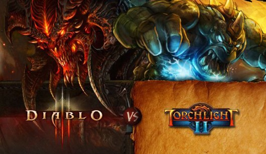 Diablo III vs. Torchlight II