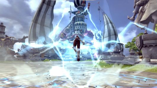 Screenshot -- Dragon Nest