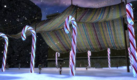 Screenshot -- Guild Wars Wintersday '07