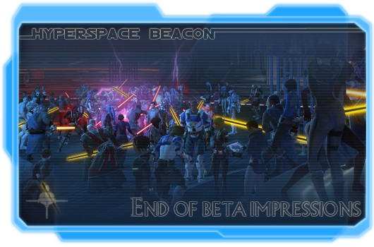 Hyperspace Beacon: End of beta impressions