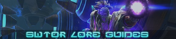 SWTOR Lore Guides