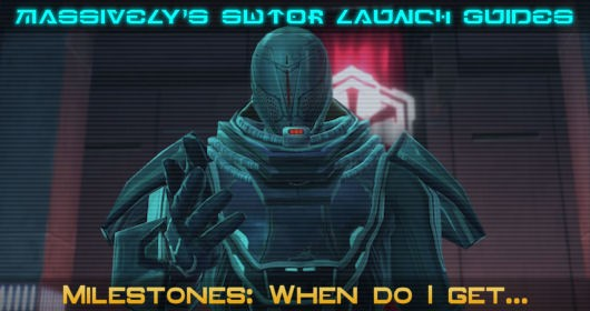 SWTOR - When do I get...