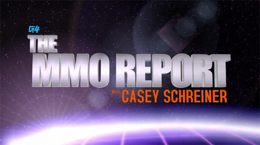 MMO Report logo