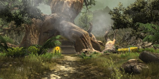 The Repopulation - environment graphics upgrade