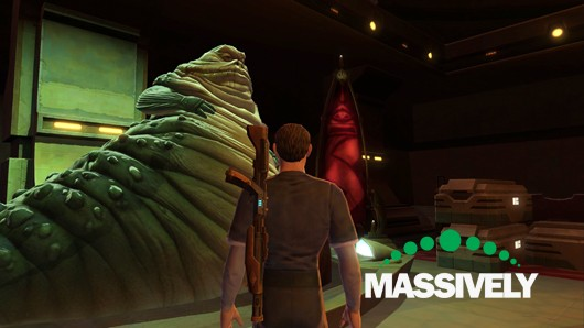 Star Wars: The Old Republic - Pizza the hutt