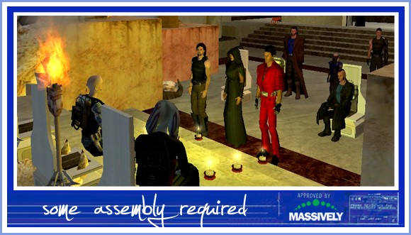 Star Wars Galaxies - story event
