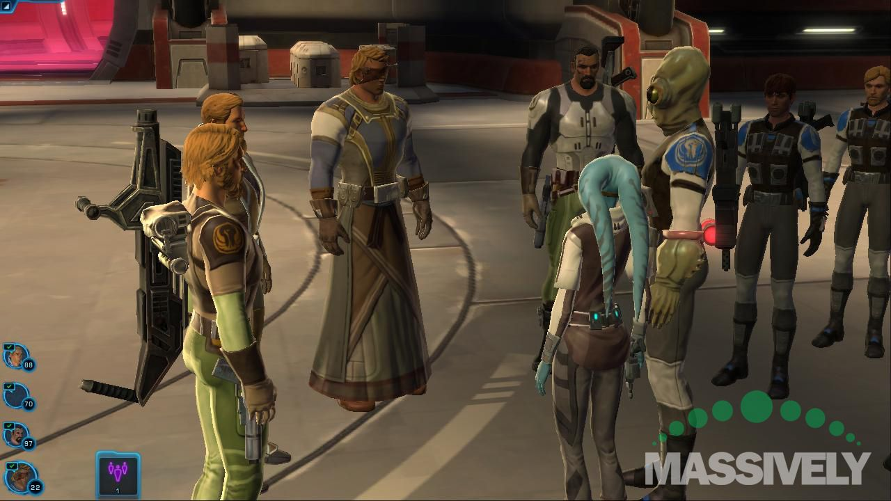 SWTOR flashpoint: The Esseles