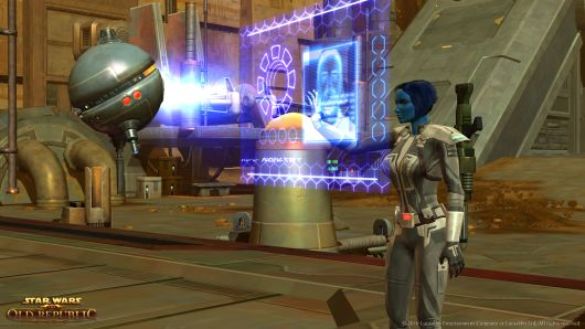 Screenshot -- SWTOR Imperial Agent