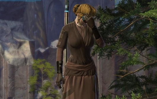 SWTOR facepalm - because this is the best screenshot of the year by far