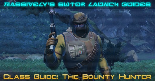SWTOR - The Bounty Hunter