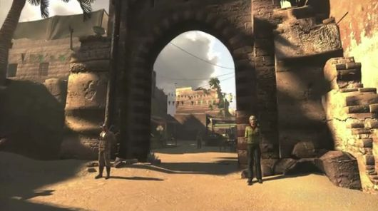 Screenshot -- The Secret World