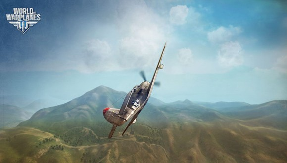 World of Warplanes - P39