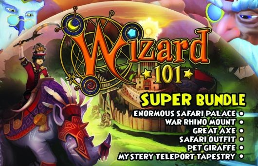 Wizard101 Super Bundle