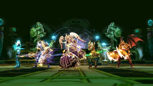 Screenshot -- War of the Immortals