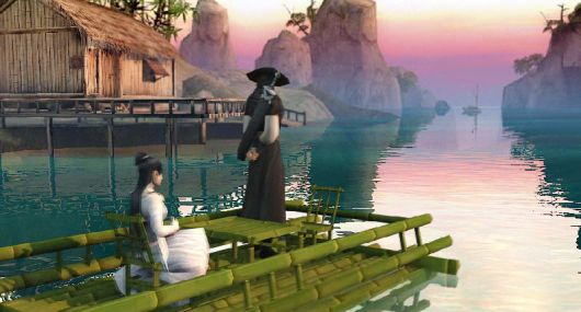 Screenshot -- Age of Wushu