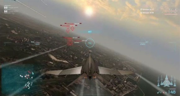 Air Wars - in-game screenshot