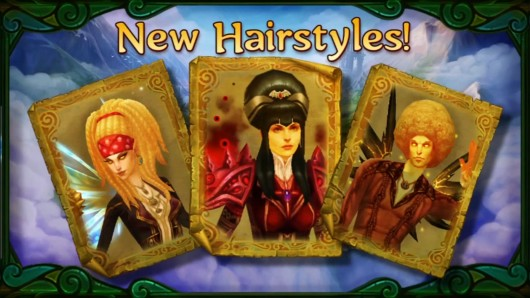 I support all games offering Rikku-style hair as seen to the left.