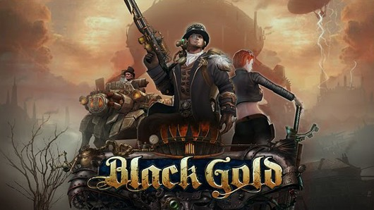 Black Gold - character concept art