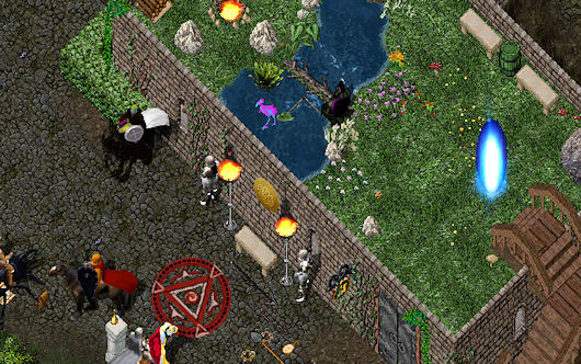 Ultima Online - Yep, still going...