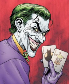Of course, maybe the Joker just really doesn't like flying mammals.