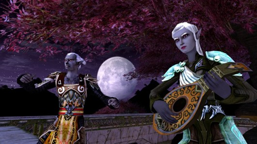 Dungeons and Dragons Online - dark elves