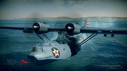 War Thunder: World of Planes - PBY Catalina