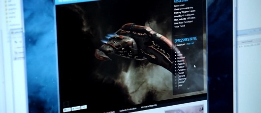 EVE Online title image