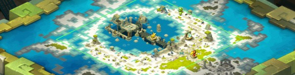 Wakfu map screenshot