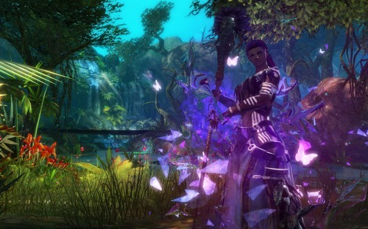 Of course there's a Mesmer involved.  Apparently, there's always a Mesmer involved.