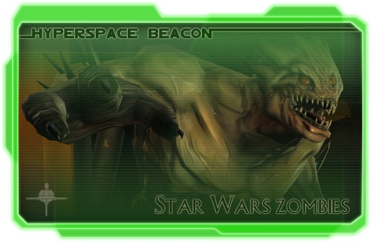 Hyperspace Beacon: Star Wars zombies