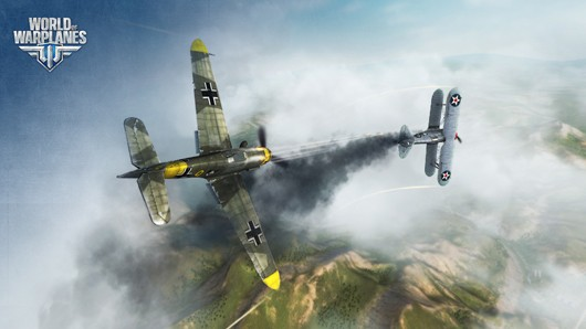 World of Warplanes - Bf109