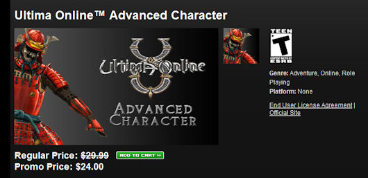UO advanced character