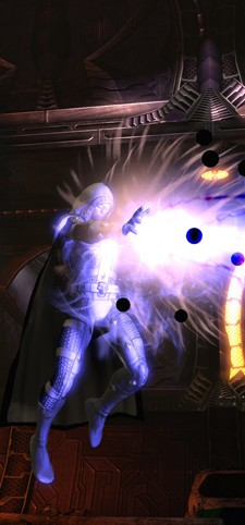 DC Universe Online - Sorc blasting
