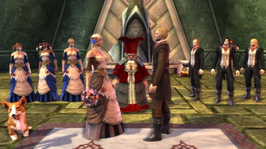 RIFT - Telaran wedding