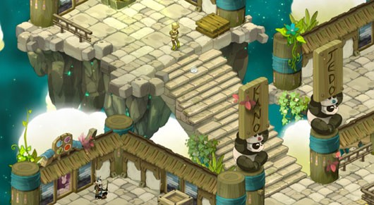 WAKFU gameplay screenshot