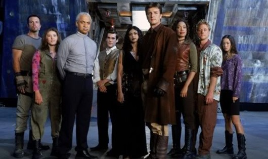 The crew of Serenity