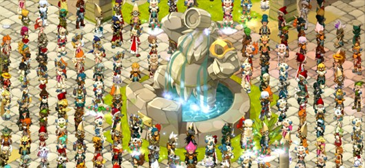 WAKFU - lots of players