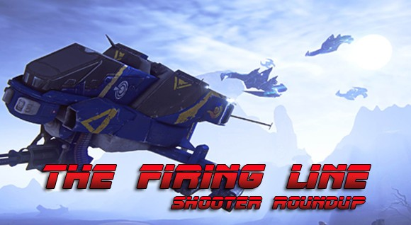 The Firing Line - PlanetSide 2 reaver