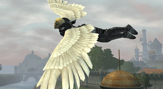 EverQuest II - Player wings