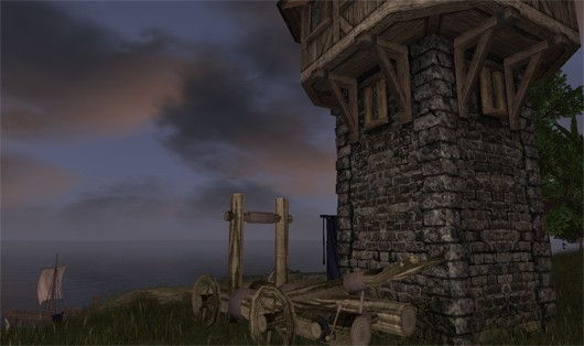 Screenshot -- Wurm Online