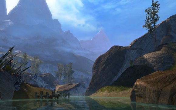 Timberline Falls - Guild Wars 2