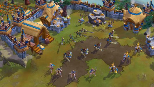 Screenshot -- Age of Empires Online