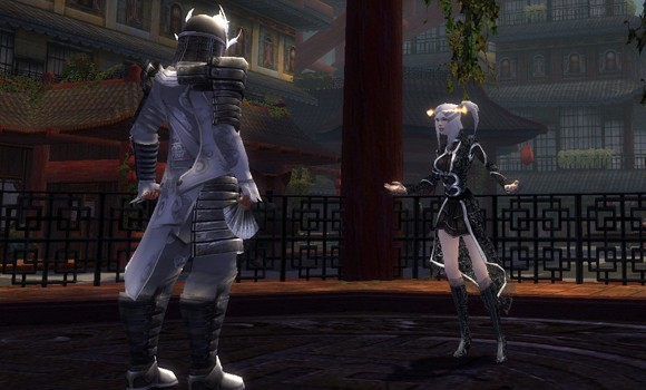 Guild Wars Beyond: Taunting the Ministry of Purity