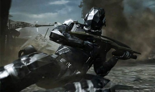 DUST 514 - Merc from cinematic