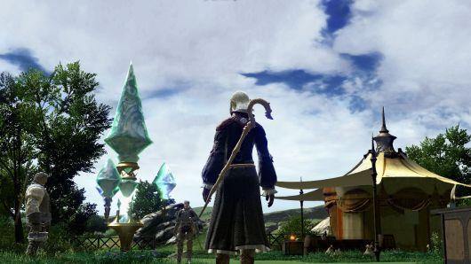 Screenshot -- Final Fantasy XIV