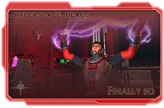 Hyperspace Beacon: Finally 50