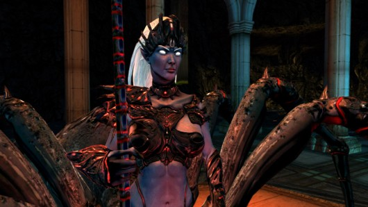 Dungeons and Dragons Online - Lolth